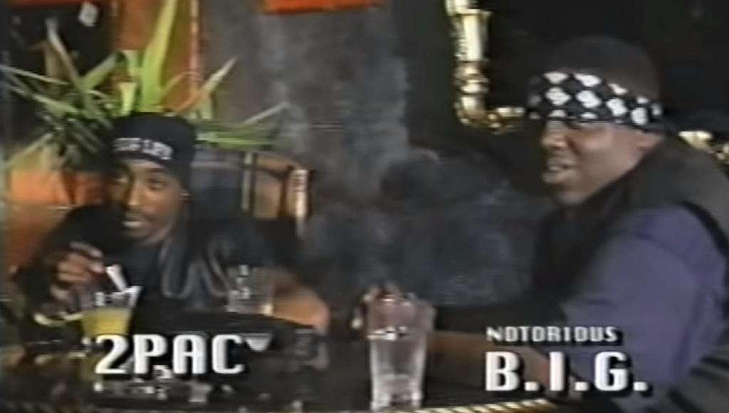 Tupac and Biggie