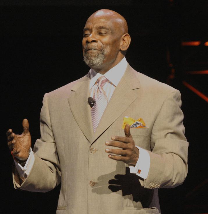 Chris Gardner in 2007