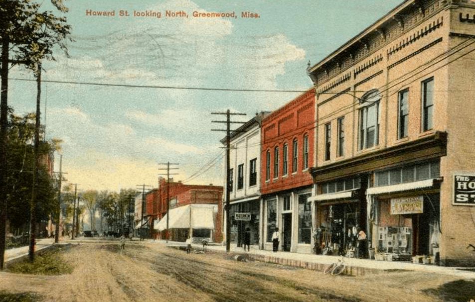 Greenwood mississippi