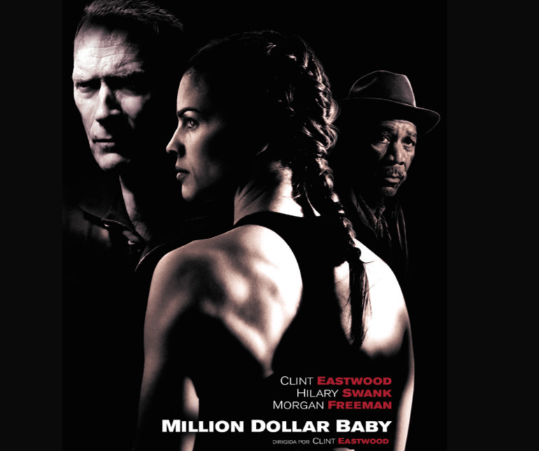 Clint eastwood movies million dollar baby