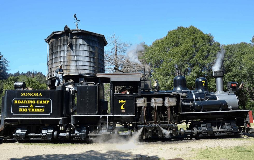 Sonora Railroad unforgiven