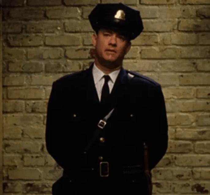 Tom Hanks in The Green Mile