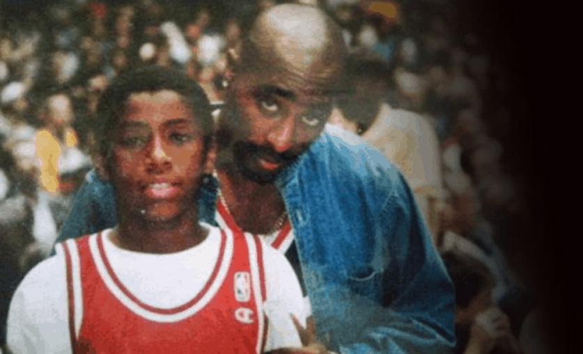 Tupac and Joshua