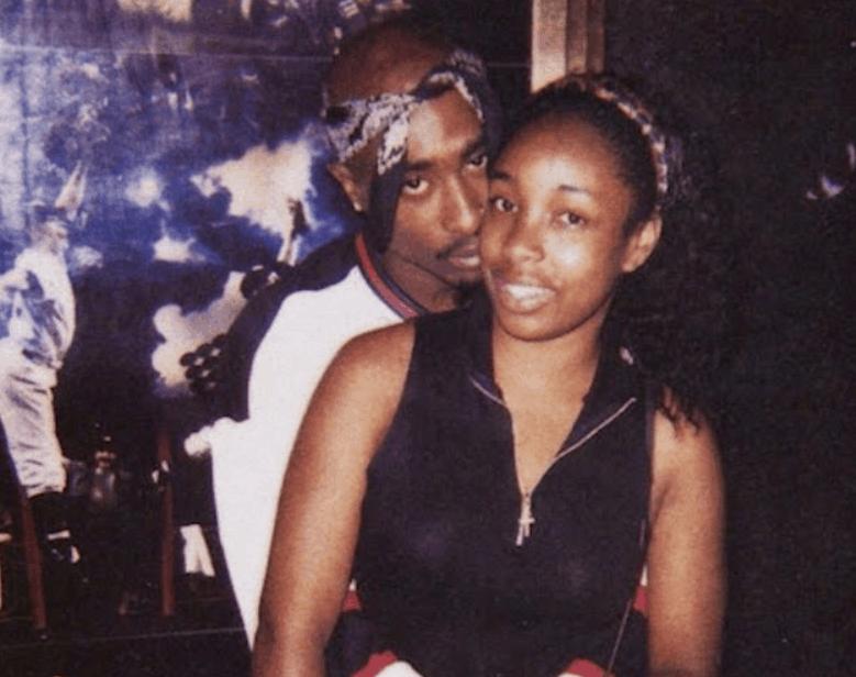 Tupac and Keisha Morris