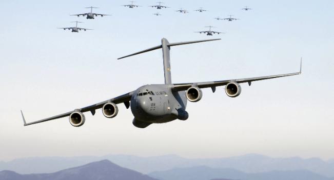 United States airforce Morgan freeman