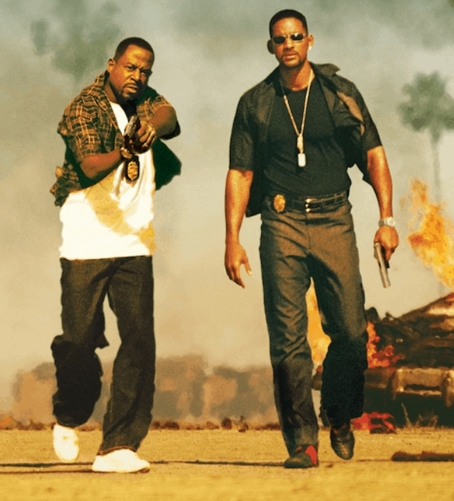 Bad boys for life from MLK to Malcolm X