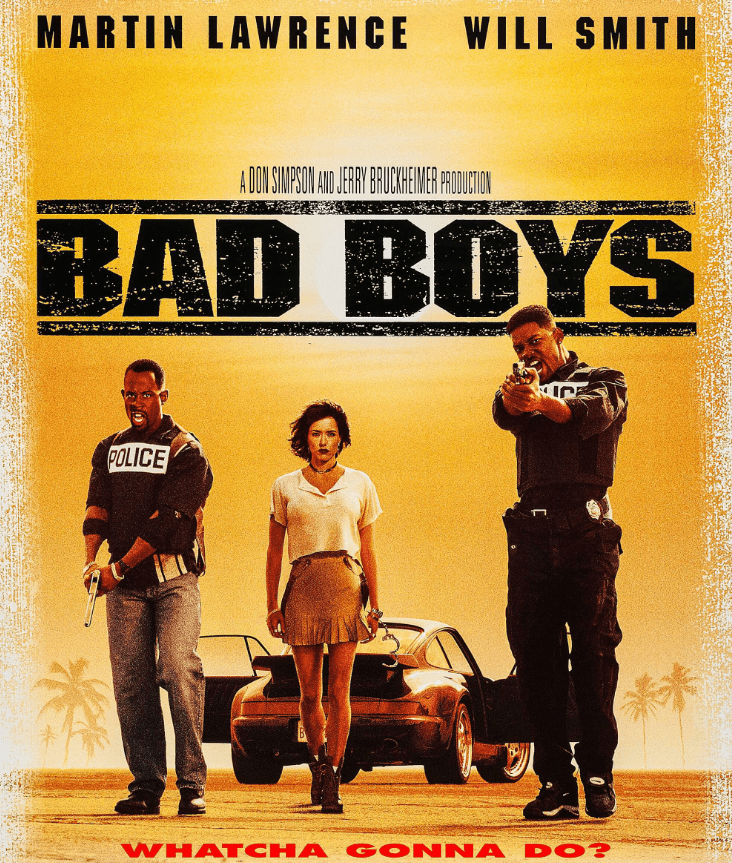 bad boys movies with Will Smith