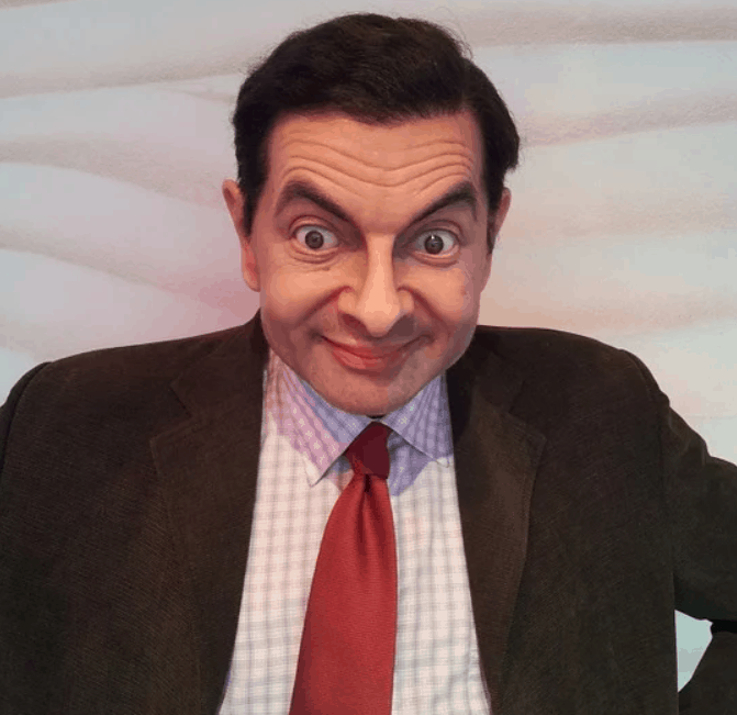 facts about Mr. Bean