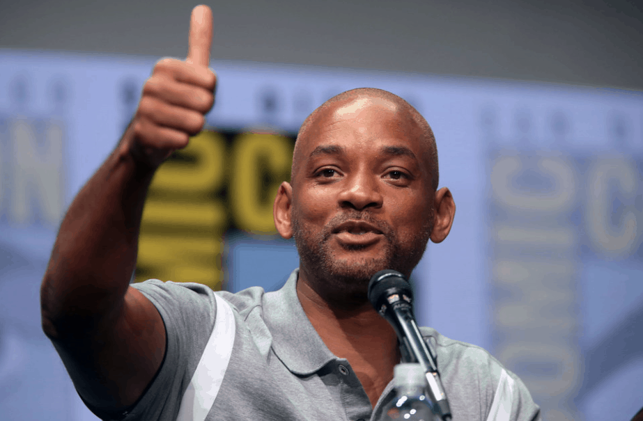 Will Smith part-time job