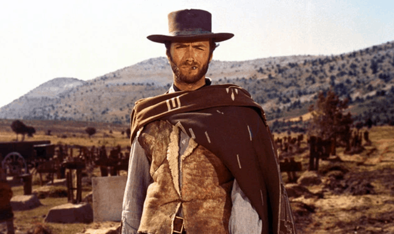 facts about the good the bad and the ugly clint eastwood
