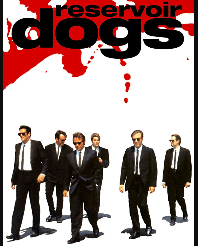 fun facts about reservoir dogs