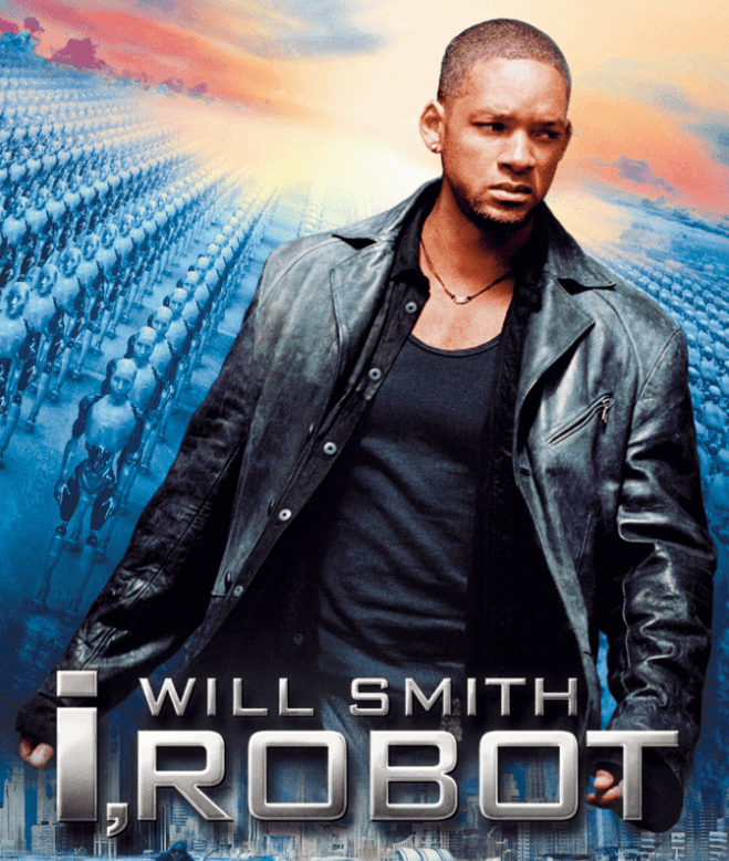 I, Robot movies with Will Smith