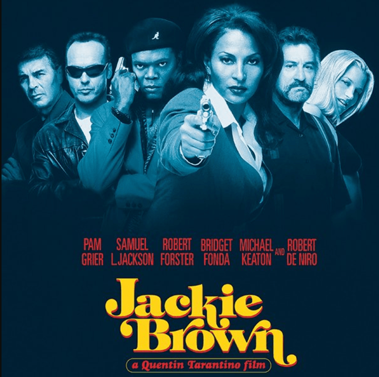 best Quentin Tarantino movies Jackie Brown
