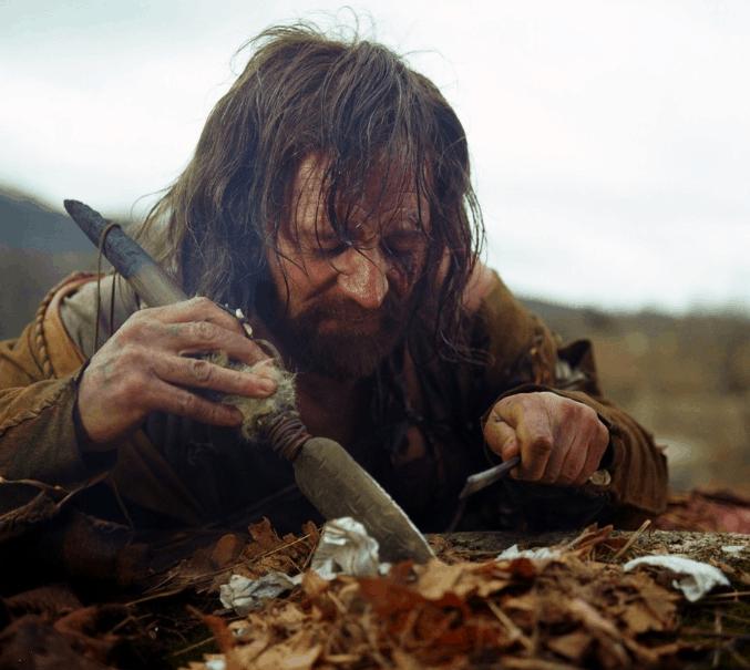Man in the wilderness 1972