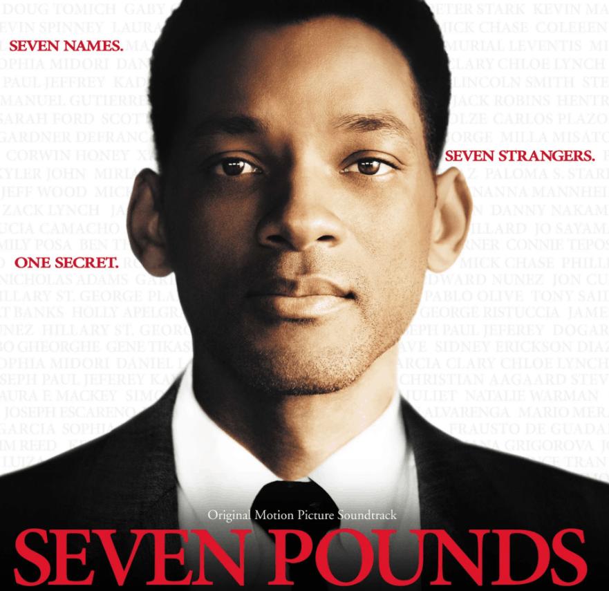 Seven pounds movies
