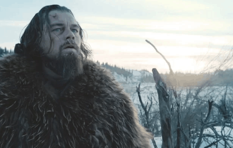Summer in Canada the Revenant