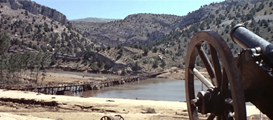 the good the bad and the ugly bridge
