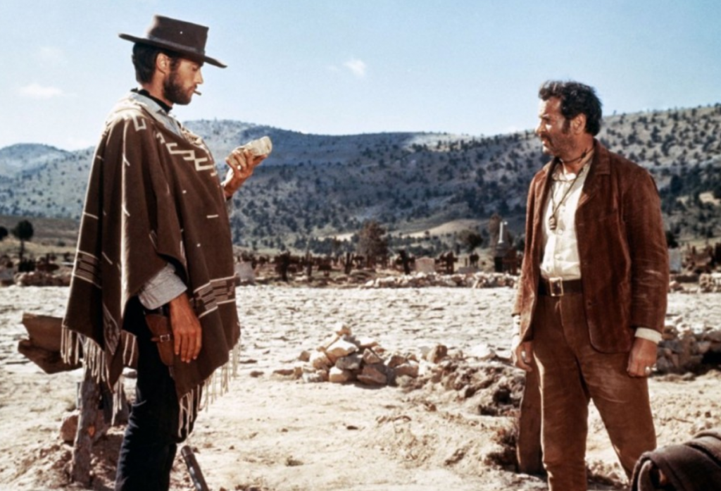 the good the bad and the ugly clint and eli