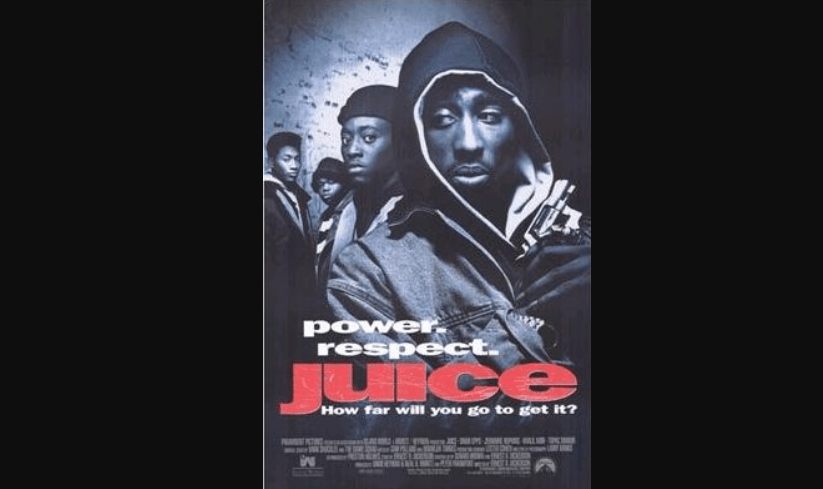 Tupac in Juice
